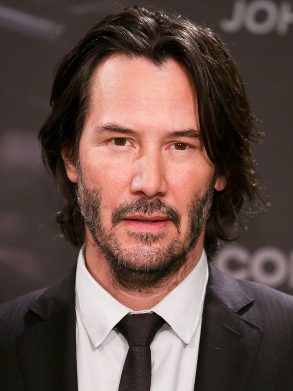 Keanu Reeves - Filmes no Cinema