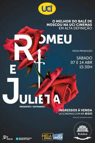 Ballet Bolshoi - Romeu e Julieta