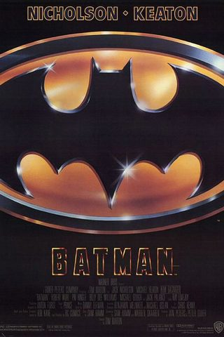 Batman - O filme (1989)