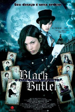 Black Butler - O Mordomo Perfeito