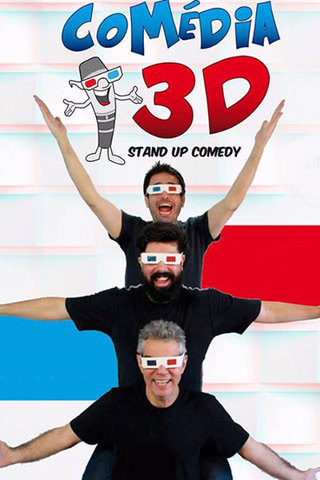 Comédia 3D - Stand Up Comedy