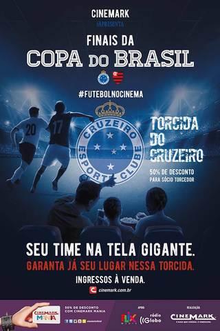 Copa do Brasil 2017 - Flamengo x Cruzeiro - Torcida Cruzeiro