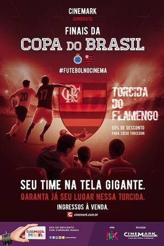 Copa do Brasil 2017 - Flamengo x Cruzeiro - Torcida Flamengo