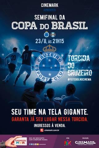 Copa do Brasil 2017 – Torcida Cruzeiro (Cruzeiro x Grêmio)