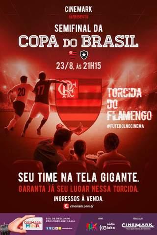 Copa do Brasil 2017 – Torcida Flamengo (Flamengo x Botafogo)