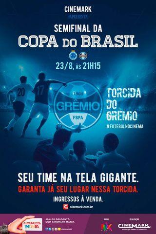 Copa do Brasil 2017 - Torcida Grêmio (Cruzeiro x Grêmio)