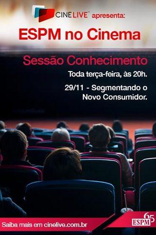 ESPM no Cinema - Segmentação Psicográfica