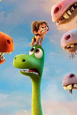 FICI 2016 -  O bom dinossauro