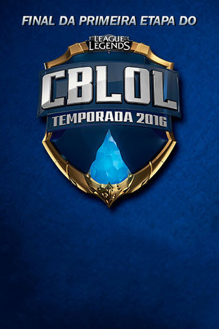 Final da 1° Etapa do CBLOL 2016