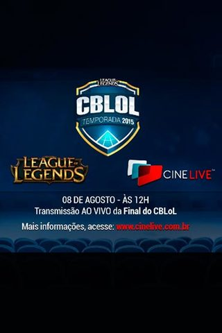 Final da 2ª Etapa CBLOL: Allianz Park