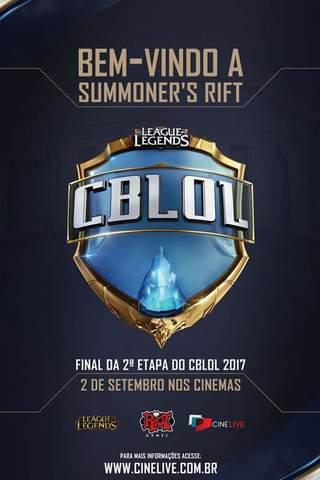 Final da 2ª Etapa do CBLOL 2017