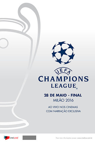 Final da UEFA - Champions League 2016 -  narração exclusiva de Jader Rocha