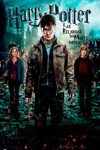 Harry Potter e as Relíquias da Morte - Parte II