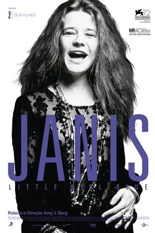 Janis Joplin: Little girl blue