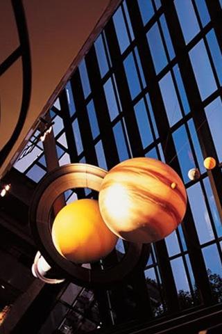 Planetas + Museu